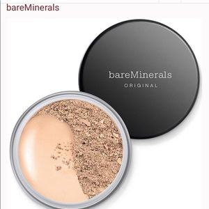 bareMinerals Makeup - bareMinerals Foundation powder- light 08